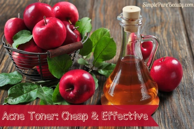 Apple Cider Vinegar Acne