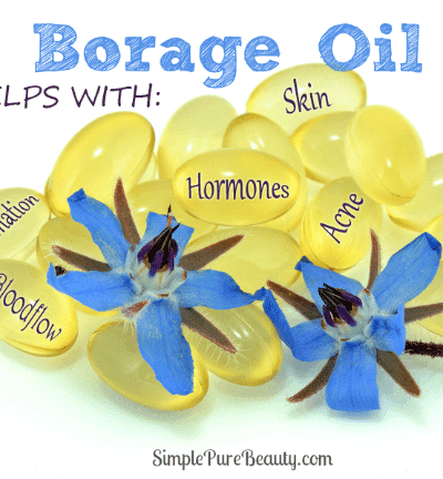5 Impressive Borage Oil Benefits For Acne