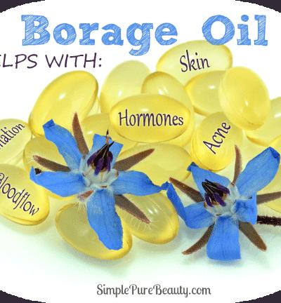 5 Impressive Borage Oil Benefits For Acne
