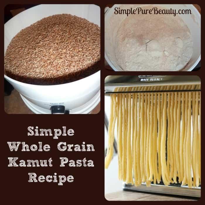 Whole Grain Kamut Recipes