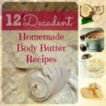 12 Decadent Homemade Body Butter Recipes: Heaven in a Jar