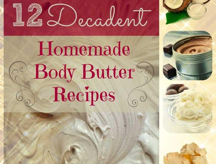 When your skin is screaming out for some love, diy body butter is sure to please. Making homemade body butter just requires a few ingredients, but essential oils can be added for additional soothing and healing properties. I know you'll love these body butter recipes!