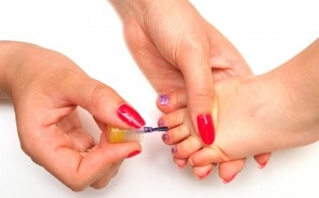 Is Nail Polish Safe For Babies