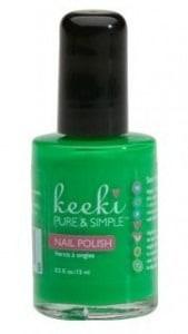 Keeki Pure and Simple Nail Polish