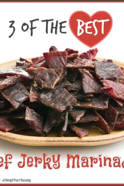 3 of the BEST Beef Jerky Marinade Recipes