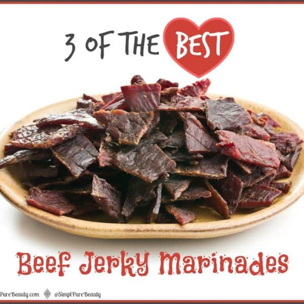 3 Of The BEST Beef Jerky Marinade Recipes!