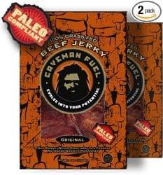 Caveman Fuel Beef Jerky