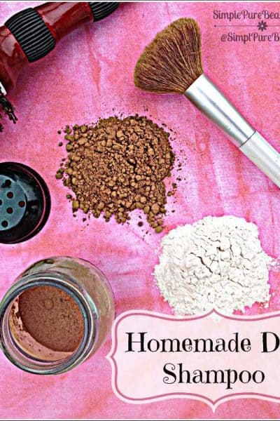 How to Make Homemade Dry Shampoo: A Much Cheaper & Safer Option!