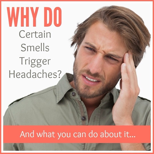 On the blog today: simplepurebeauty.com/1712/ #headaches #perfume #fragrance