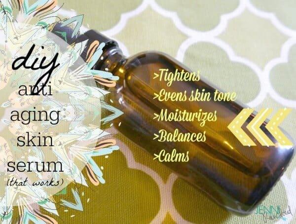 Cypress Firming and Anti-Aging Serum Recipe