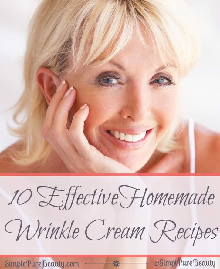 10 Effective Homemade Anti-Aging Serums & Anti-Wrinkle Cream Recipes