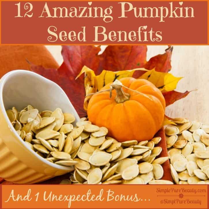 12 Amazing Pumpkin Seed Benefits & One Unexpected Bonus!
