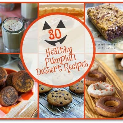 30 Healthy Pumpkin Dessert Recipes