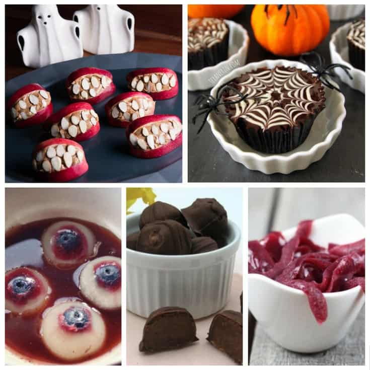 38 SPOOKY Homemade Halloween Treat Ideas!