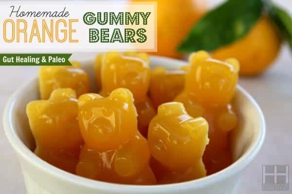 Orange Gummy WM