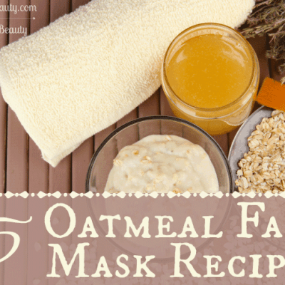 5 Homemade Oatmeal Mask Recipes