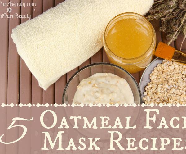 5 Homemade Oatmeal Mask Recipes