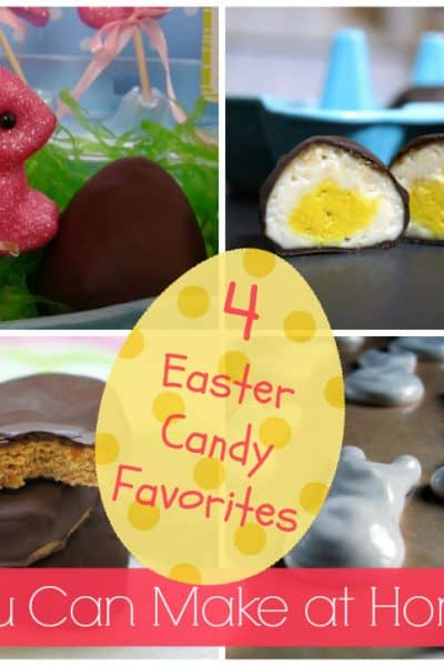 4 Easter Candy Favorites That You Can Easily Make at Home