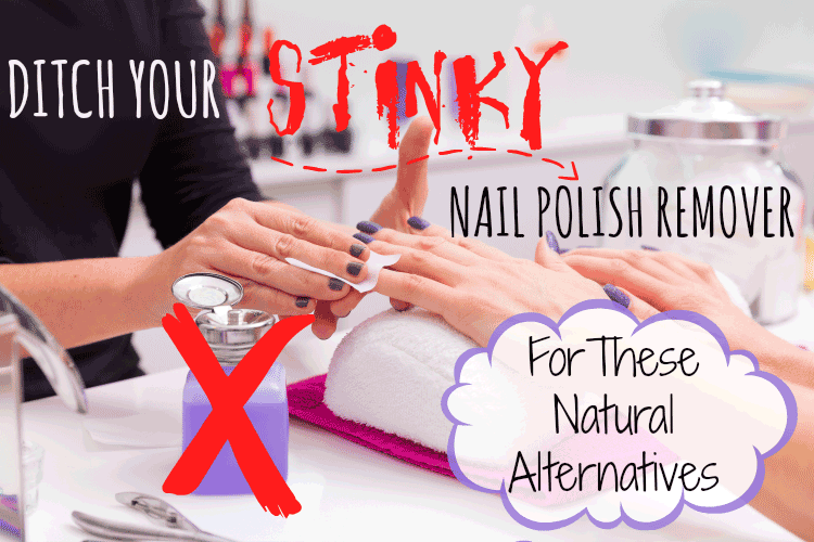 Safe Nail Polish Remover Alternatives Without the Fumes - Simple ...