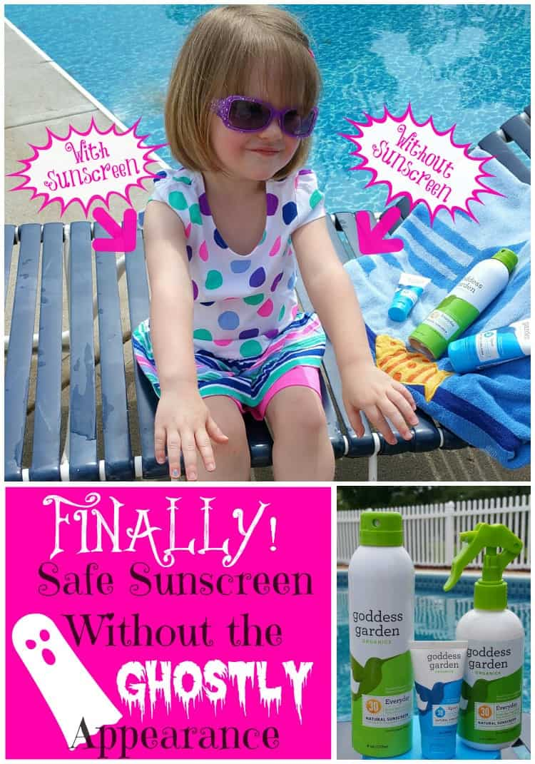 safesunscreen Finally! Safe Sunscreen Without The Ghostly Appearance
