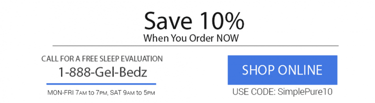 IntelliBED Coupon - Save 10%