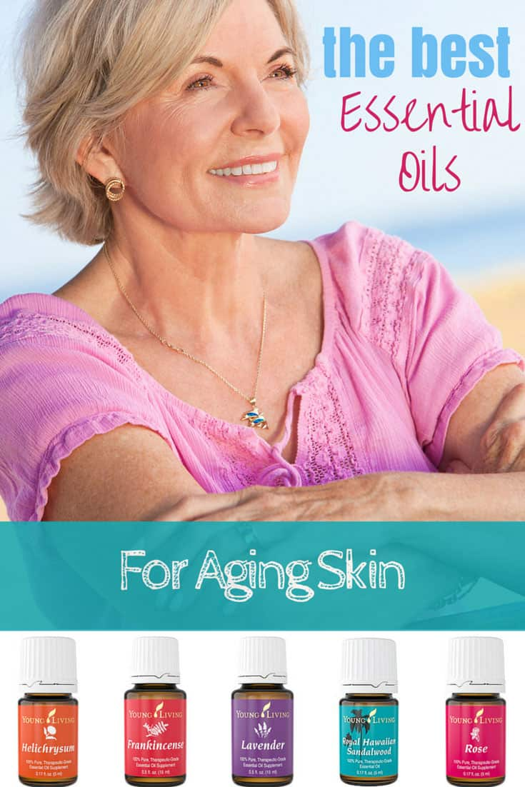 Best Essential Oils for Aging Skin | SimplePureBeauty.com