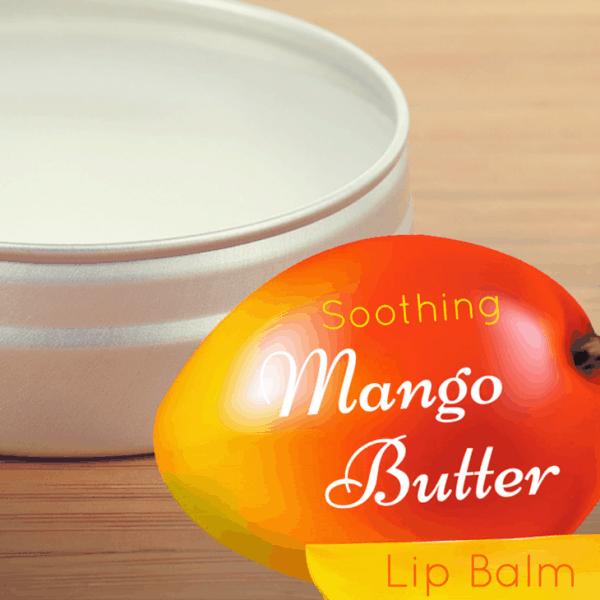Soothing Mango Butter Lip Balm Recipe