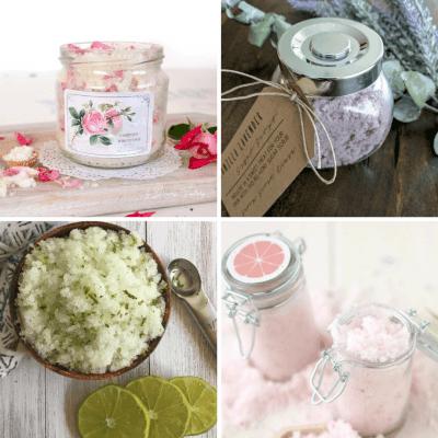 17 Luxurious DIY Sugar Scrub Recipes