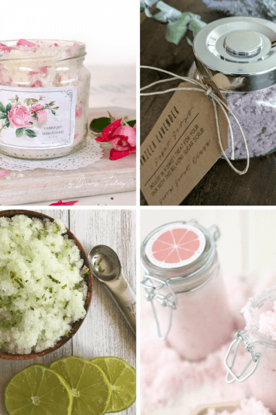 17 Luxurious DIY Sugar Scrub Recipes