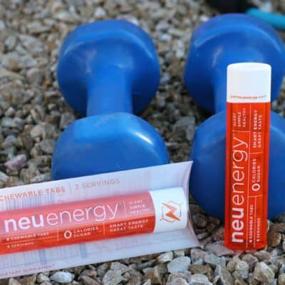 Fast Acting Energy Boost Without the Crash…And an Instagram Contest!