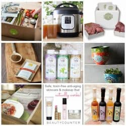 Instant Pot Giveaway + 9 More Prizes: One Lucky Winner!
