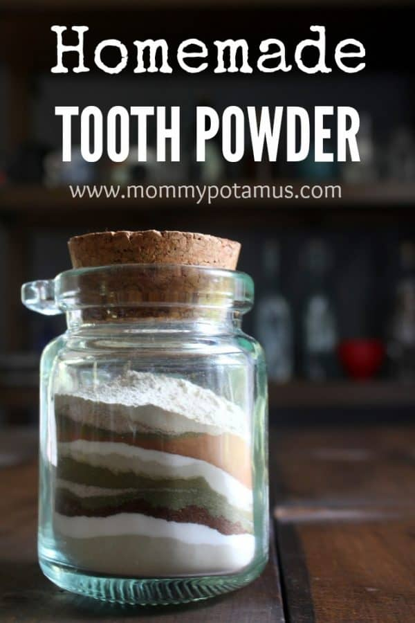 "DIY tooth""paste"" that's a powder? Yup - looks like it'd make a pretty gift to show people you care about their teeth. Learn what each colored powder is and why it's beneficial to your teeth."