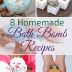 These DIY Bath Bomb Recipes help you customize your scents and colors and give you a relaxing spa experience. Try them without citric acid.