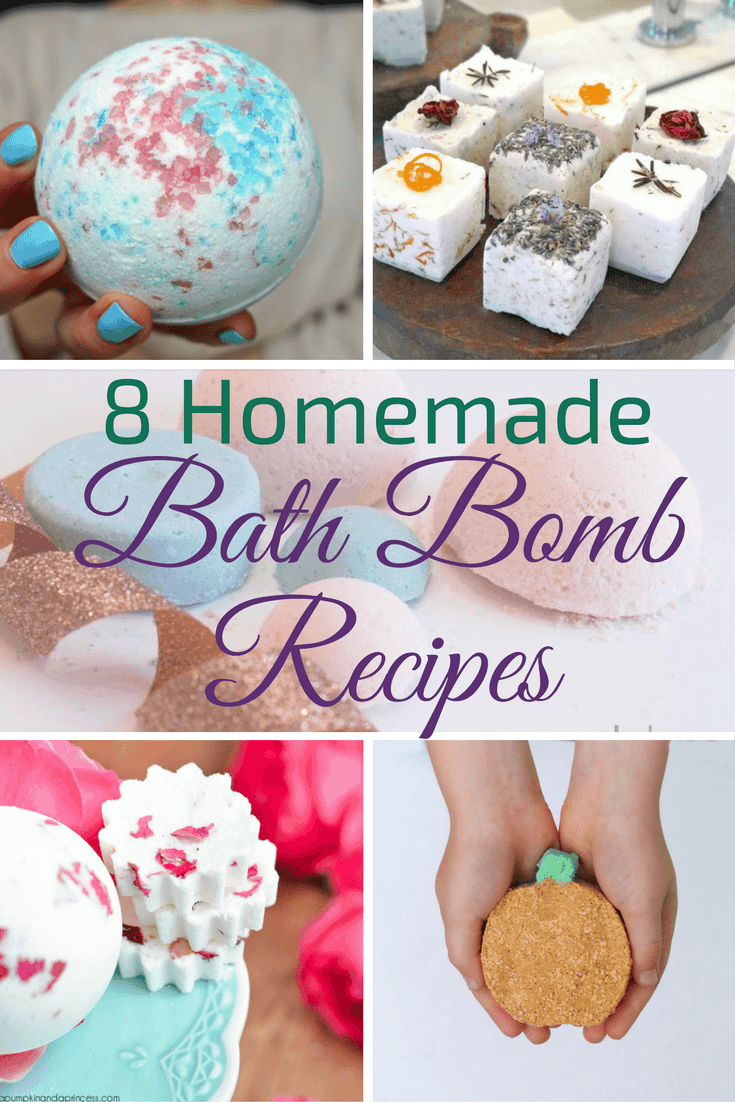 How to make bath bomb fizzies without citric acid
