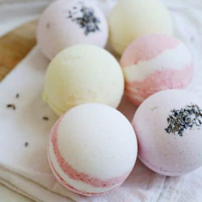 8 Fun & Fizzy DIY Bath Bomb Recipes