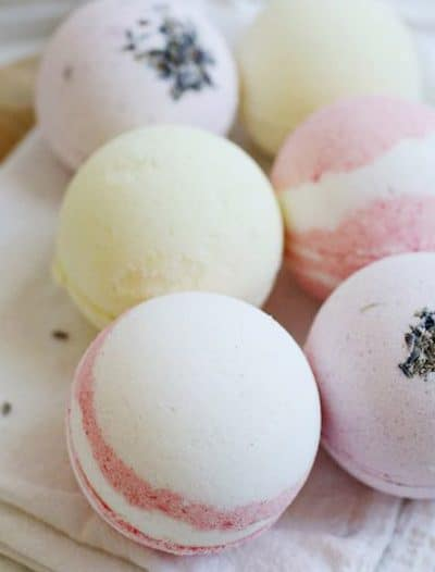 8 Fun & Fizzy DIY Bath Bomb Recipes
