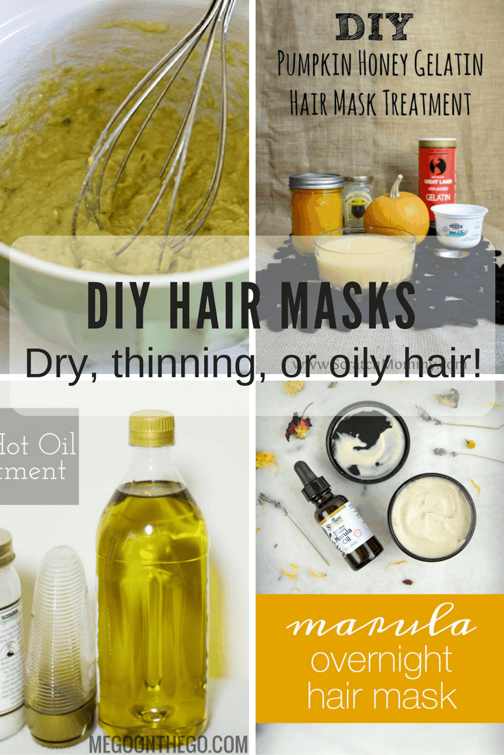 Take your natural hair care to the next level with these DIY Hair Mask Recipes. Whether your hair is damaged, oily, or thinning, we have the perfect recipe.