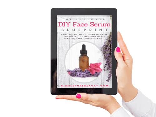 DIY Face Serum Blueprint