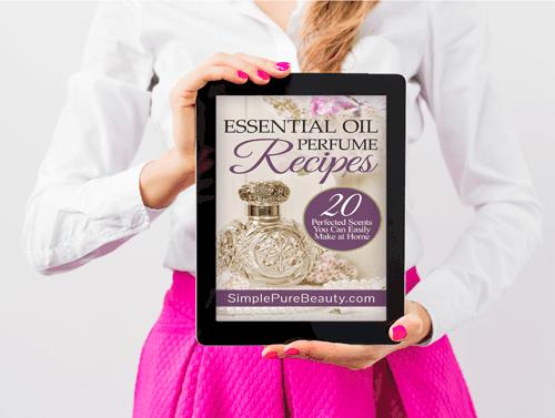 Essential Oil Perfume Recipes
