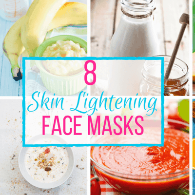 8 DIY Skin Lightening Face Masks
