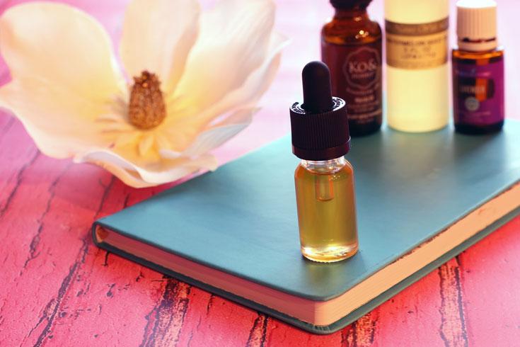 Anti Aging Face Serum Essential Oils