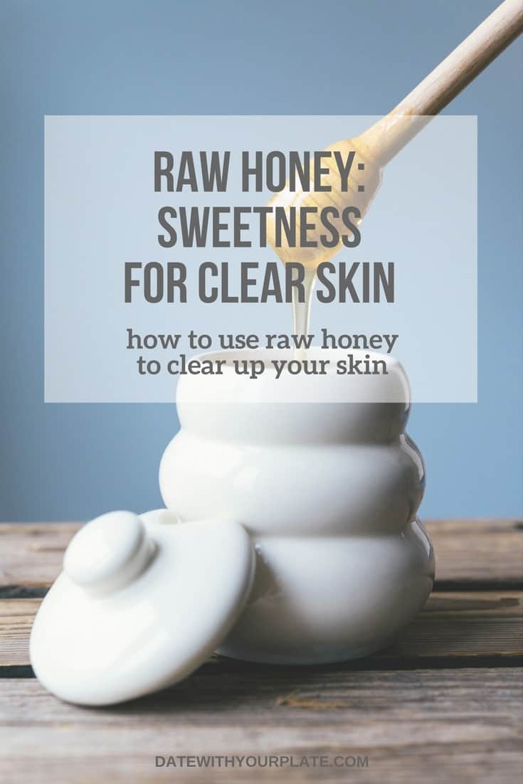 Raw honey has so many health benefits. What we eat is directly tied to how we look and feel. Learn how raw honey inside and out can help support clear skin.