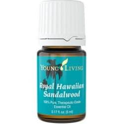 Anti-Aging Essential Oil: Sandalwood