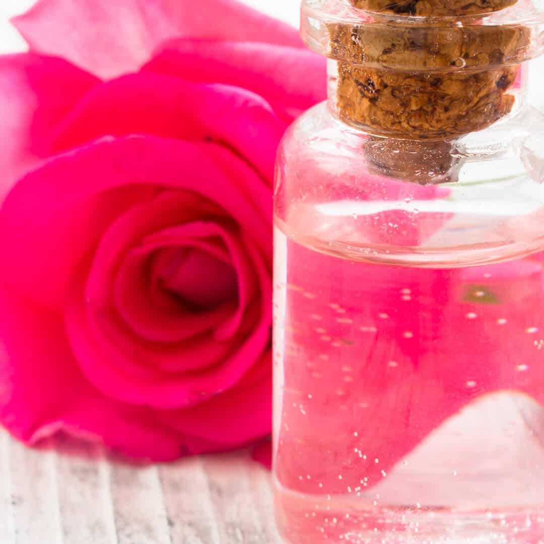 This simple DIY Face Toner harnesses the soothing, healing powers of witch hazel and rosewater PLUS an extra powerful blend of essential oils.