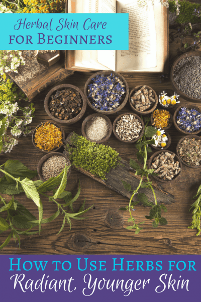 Herbal Skin Care for Beginners