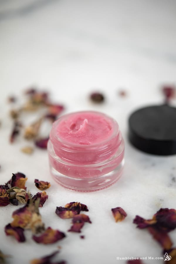 Intoxicating Rose Salve Recipe