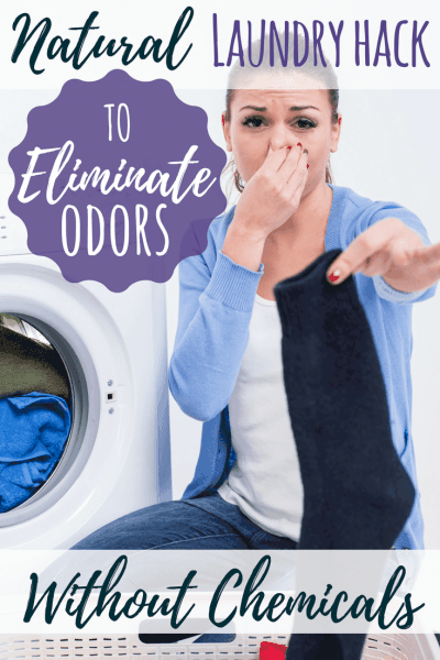 Natural Laundry Hack to Eliminate Odors Without Using Harmful Chemicals!