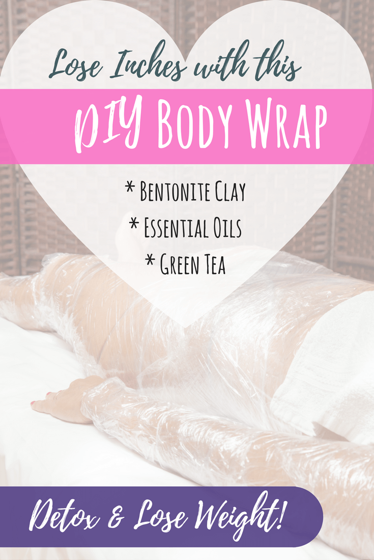 Skip toxic ingredients from in-home kits and don't pay spa prices. Mix up your own DIY Body Wrap to help detox and lose inches using all-natural ingredients.