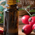 Powerful Anti-aging Face Serum Recipe with Incredible Rosehip Oil Benefits for Your Skin