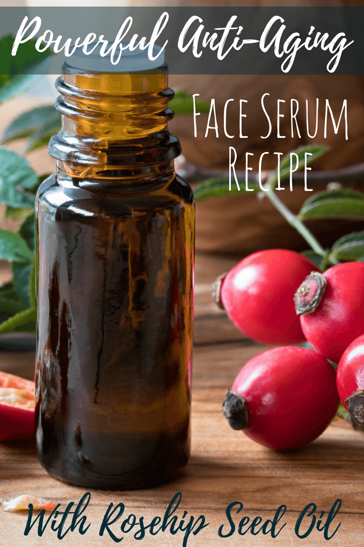 Powerful Anti-aging Face Serum Recipe with Incredible